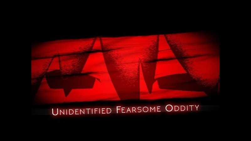 AMV Unidentified Fearsome Oddity