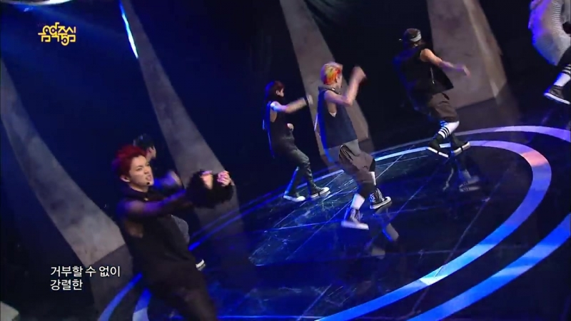 [Comeback Stage] EXO - Wolf, 엑소 - 늑대와 미녀 Music core 20130601