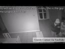 WATCH- Woman fires shots at home intruders