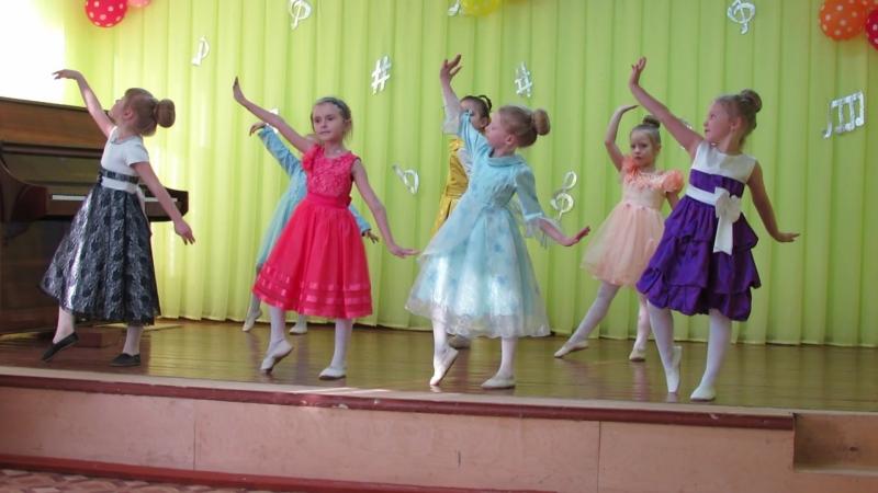 Танец Золушки исполн танцевальная группа Морянка из Рочегды рук Е Н Туфанова