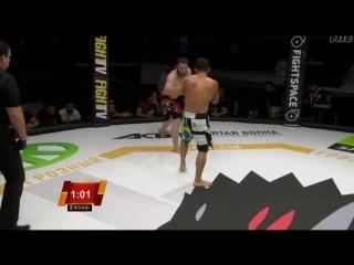 3) Andre Nogueira (Brazil) – Abdul-Rakhman Temirov (Russia)