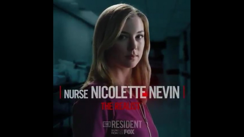 The Resident premieres January 21 on FOX