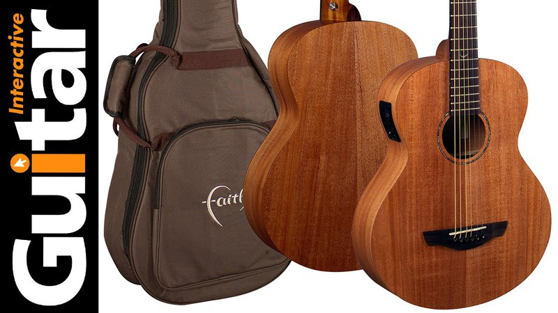 Faith Nomad Neptune Electro Acoustic Guitar Review
