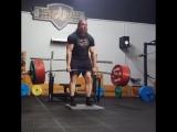 Том Мартин, тяга 350 и 380 кг