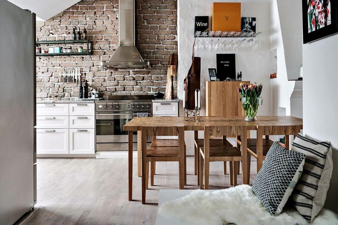 Дизайн квартир #ремонтподключ #интерьеркухнифото #стильлофтвинтерьере