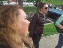 Сергиев Посад лето 2017 У дерева Любви