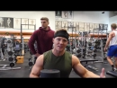 Training Arms with Ryan Terry _ His GF Got Hit