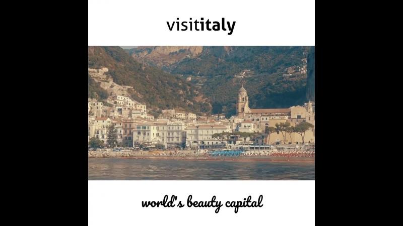 Италия земля любви долголетия и вкусной кухни Visit Italy
