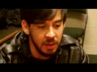 KDWB listeners interview with Linkin Parks Mike Shinoda at the Ex!