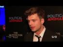 Интервью на показе сериала «Политиканы» в Нью-Йорке 25.06.12