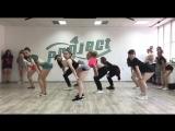 DANCEHALL. Sak Noel &amp Salvi ft. Sean Paul - Trumpets. Choreo by Anna Volkova