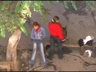 Малолетние АЛКАШКИ 1сентября (не порно)хыхыхы