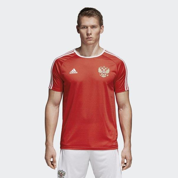 Домашняя футболка болельщика сборной России