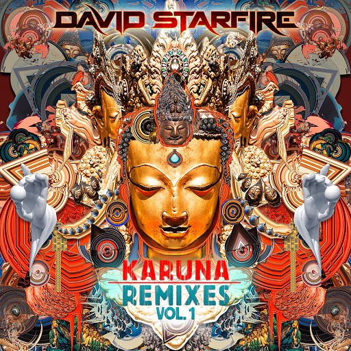 David Starfire альбом Karuna Remixes Vol. 1
