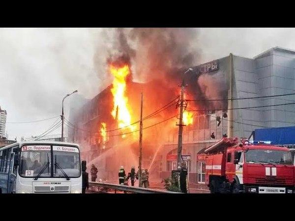 Пожар в Кемерово и родовая травма постсоветских сатрапий