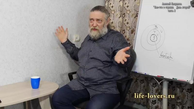 Женская логика продолжение (психолог Алексей Капранов)