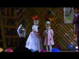 день поселка в #подборовье анютка  аленькая принцесса первый раз на сцене