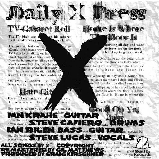X альбом Hate City