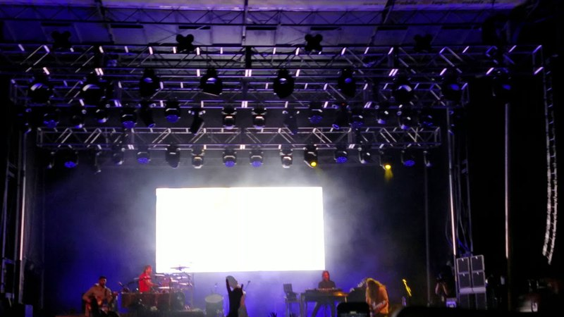 Incubus live El Paso 2018 - Drive