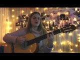 Элджей - Минимал (cover by Елена Жихарева),красивая девушка классно спела кавер,поёмвсети,классно поёт,талант