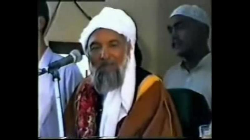His Majesty Sayedina Riaz Ahmad Gohar Shahi M A addressing in imam bargha