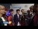 [INTERVIEW] 171119 BTS на American Music Awards 2017 @ Access Hollywood