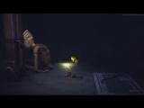 Little nightmares: мемное прохождение   часть 2