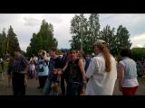 Рок жив!)) Концерт на Арт-набережной)