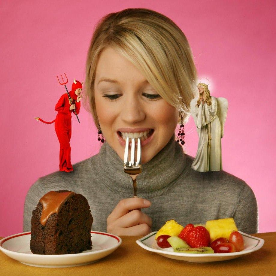 Своими, картинка о диете