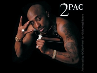 Hip-Hop Cover Animation: 2PAC - All Eyez On Me (Video by Olise Forel)