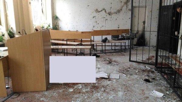 Взрыв в суде Никополя - обвиняемых в двойном убийстве освободили