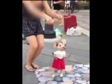 Танцующая марионетка под Despacito