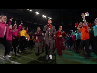 Justin Timberlake's FULL Pepsi Super Bowl LII Halftime Show! _ NFL Highlights