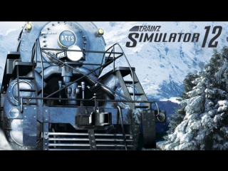 Trainz Simulator 12 - [trainz-mp.ru] [ vk.com/sodagame ]