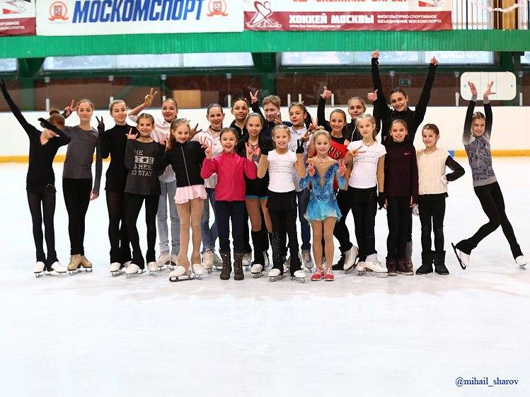 Группа Светланы Пановой - СШ «Снежные барсы» (Москва) - Страница 2 A4ZJ3gZBG38