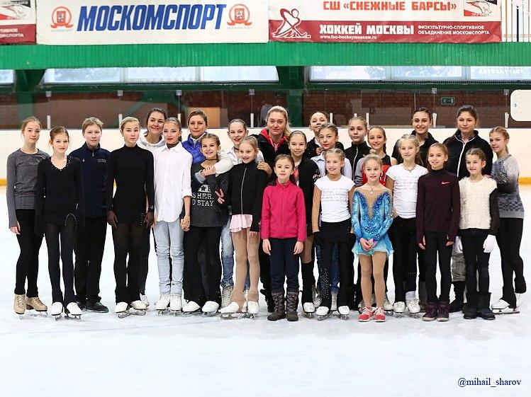 Группа Светланы Пановой - СШ «Снежные барсы» (Москва) - Страница 2 H7n9K5ldCnE