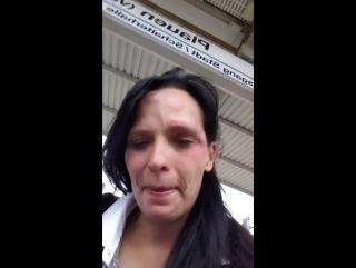 2017-05-24 Stefanie Kirchhoff: Von Asylanten verprügelt