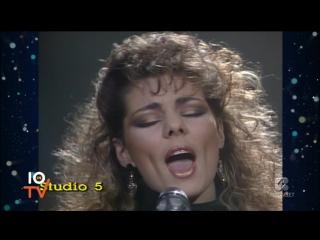 SANDRA - LOREEN ( BUON NATALE IN STUDIO 5 1986 )