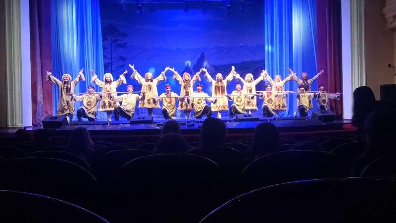 Икен-Одёра (Эвенкийский танец). Байкальское Кружево