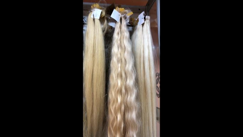 Европейские и южнорусские волосы