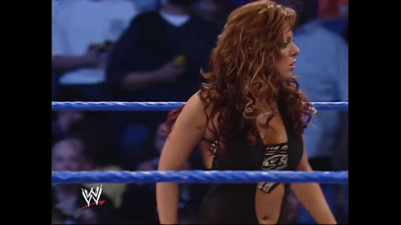 Catfight Match Dawn Marie vs. Michelle McCool (SD! March 24, 2005)