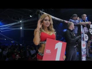 """Всероссийский конкурс """"ring girls nights global"""""""