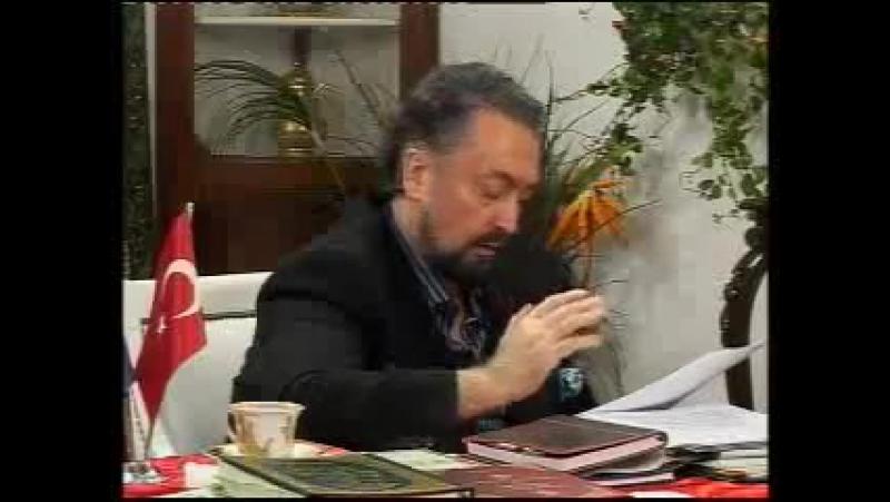 SN. ADNAN OKTAR'IN KRAL KARADENİZ, ASU TV RÖPORTAJI (2009.11.02)