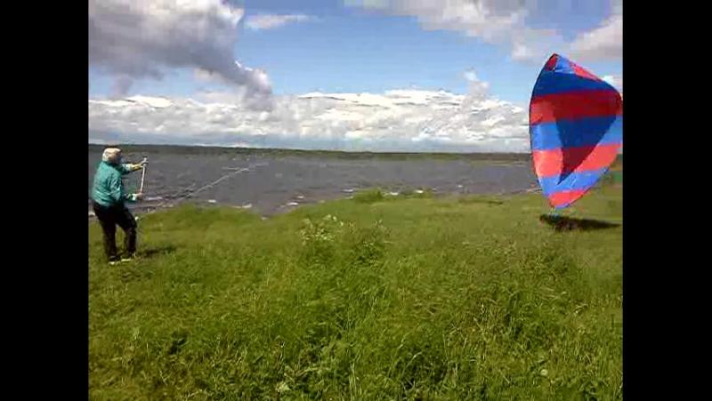 Параска на Кавголовском берегу 28 июня 17гг