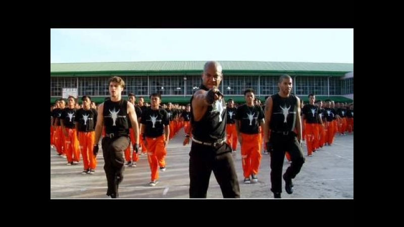 Michael Jacksons This Is It - They Dont Care About Us - Dancing Inmates HD.