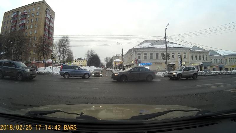 Ревпроспект/Ленина - не работает светофор