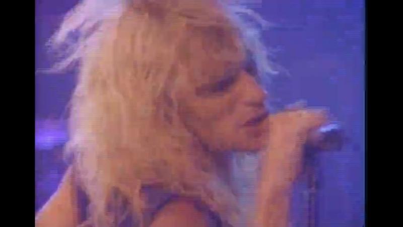 Kix - Cold Blood 1988
