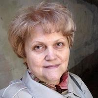 Алла Решетникова  Михайловна