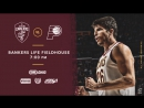 Cleveland Cavaliers vs Indiana Pacers on Bankers Life Fieldhouse 08.12.2017