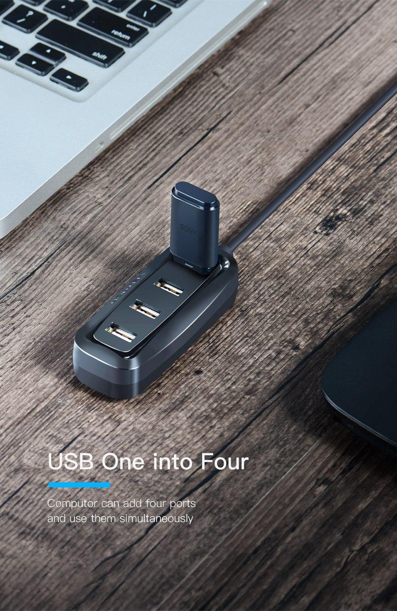 В ноутбуке не хватает USB-портов
